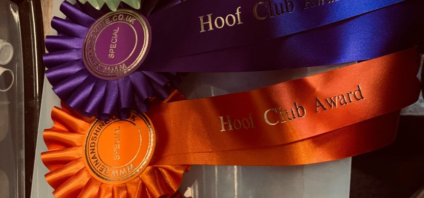 Hoof Club membership at rein and shine