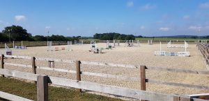 show jumping wiltshire