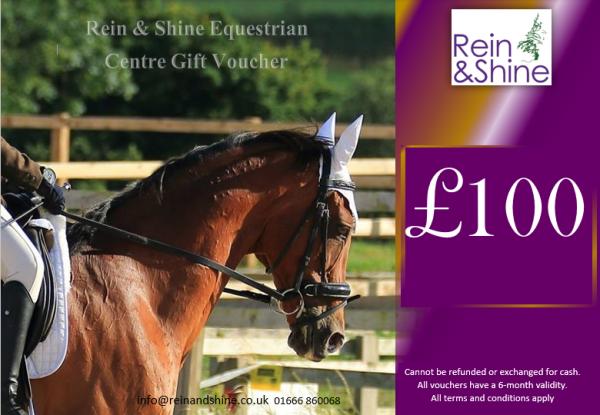 Horse Riding vouchers