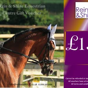 horse gift voucher